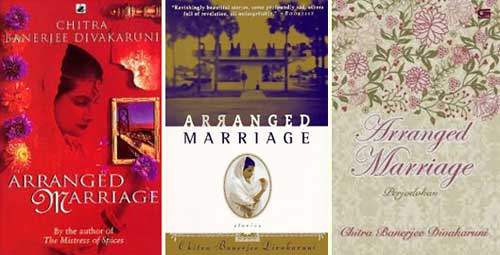 Arranged Marriage, by Chitra Banerjee Divakaruni