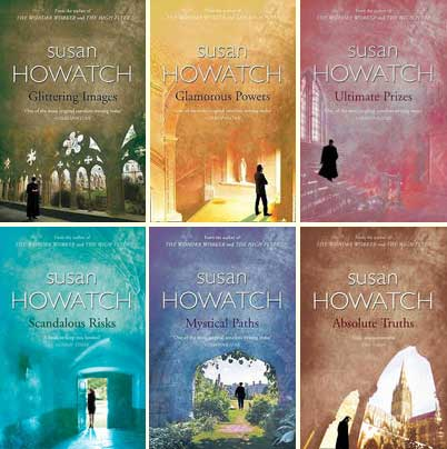 Susan Howatch's 'Starlight' series of Church of England novels