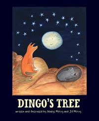 Dingo's Tree, by Gladys Milroy and Jill Milroy (Magabala Books, 2012)