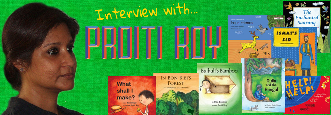 MWD Interview - Proiti Roy
