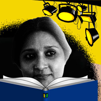 Illustrator Proiti Roy in the MWD Spotlight