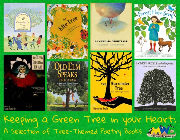 Tree-Themed Multicultural Children's Poetry Books