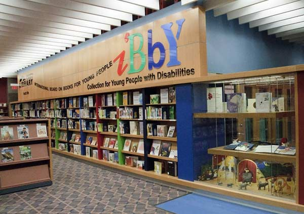 The IBBY Collection for Young People with Disabilities, at Toronto Public Library