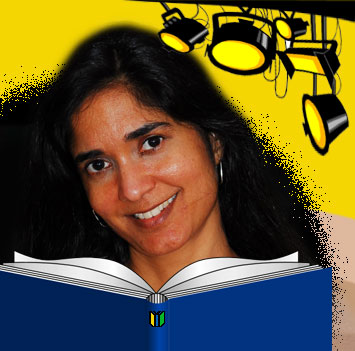 Author Padma Venkatraman in the MWD spotlight
