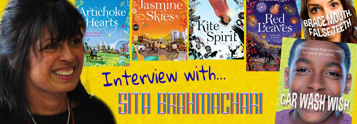 MWD interview with author Sita Brahmachari