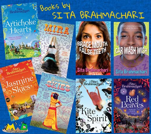 Books for young people by Sita Brahmachari