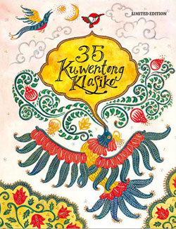 35 Kuwentong Klasiko ['35 Classic Stories'] (Adarna House, Philippines, 2015)