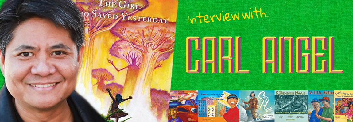 MWD interview with artist Carl Angel