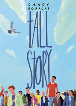 Tall Story, by Candy Gourlay (David Fickling Books, 2010/2016)