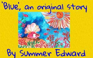 *** New Original Story***'Blue' by Summer Edward