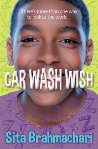 Car Wash Wish, by Sita Brahmachari (Barrington Stoke, 2016)