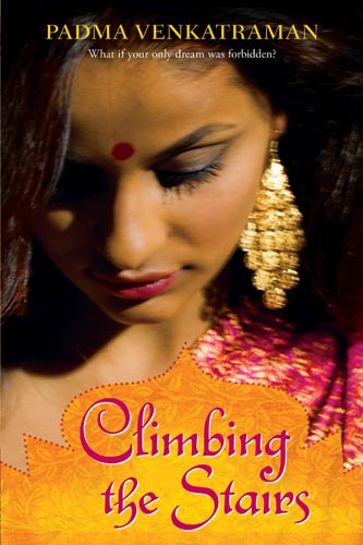 Climbing the Stairs, by Padma Venkatraman (G.P.Putnam's Sons, 2008)