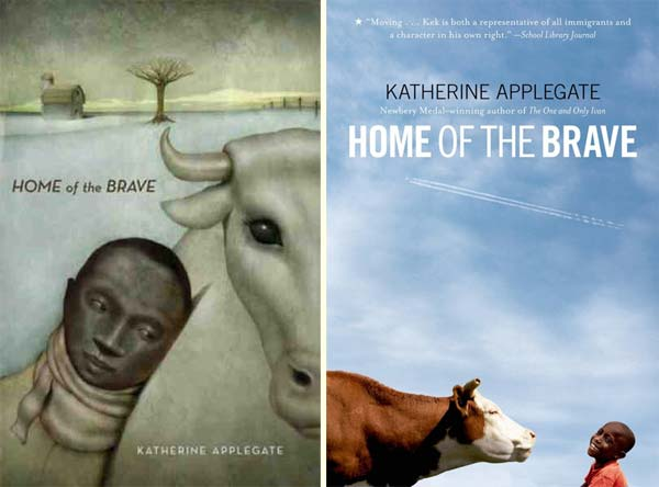 Home of the Brave, by Katherine Applegate