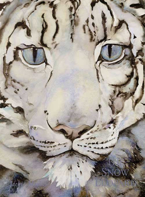 The Snow Leopard, by Jackie Morris (Frances Lincoln, 2008)