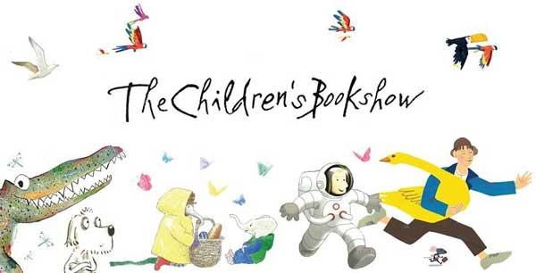 Children's Bookshow, UK - 2015 logo