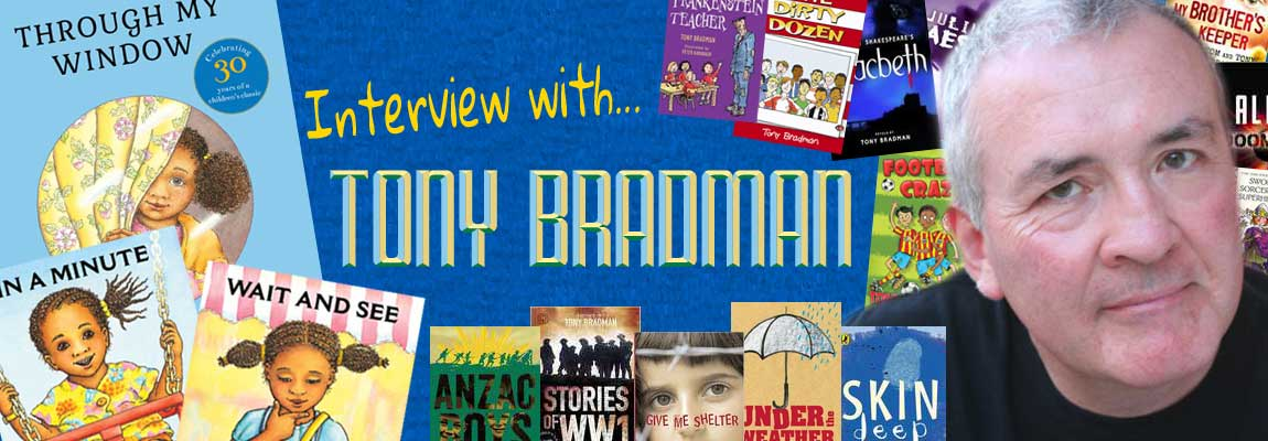 MWD interview - Tony Bradman