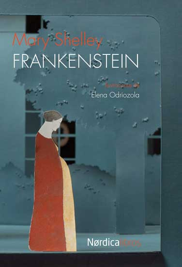 Frankenstein, illustrated by Elena Odriozola (Spain) - winner of BIB Golden Apple 2015
