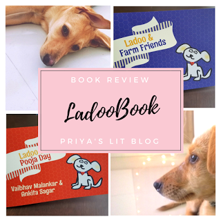 Priya's Lit Blog: Ladoo