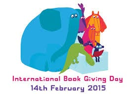 international Book Giving Day - 14 February 2015