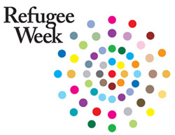 Refugee Week (UK) - logo